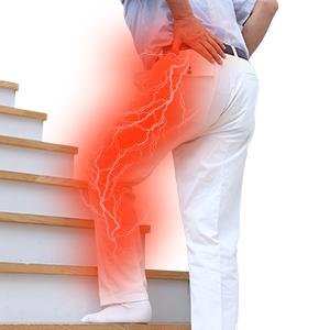 「坐骨神経痛 しびれ」の画像検索結果